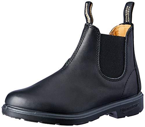 Blundstone Classic Unisex-Kinder Chelsea Boots, Schwarz (Black), 29 EU (Herstellergröße: K11)