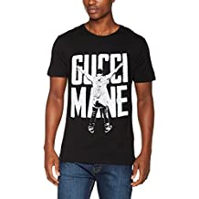 MERCHCODE Merch Código Hombre Gucci goldmane Victory tee – Camiseta, Hombre, Gucci Mane Victory