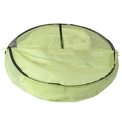 10T Maxi Pop 3 - 3-Personen Pop-Up Zelt Wurfzelt mit Vordach-Außenzelt und Schlafkabine WS=5000mm