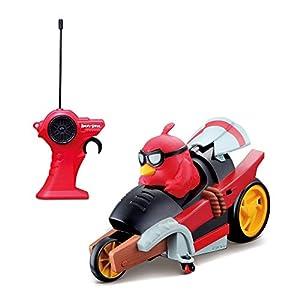 Maisto Angry Birds RC Cyclone Racer - Vehículo acrobático controlado por Radio