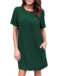 5e0805050 Amazon.es  tallas grandes mujer - Camisero   Vestidos   Mujer  Ropa