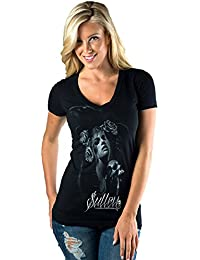 Sullen Clothing - Camiseta - para mujer