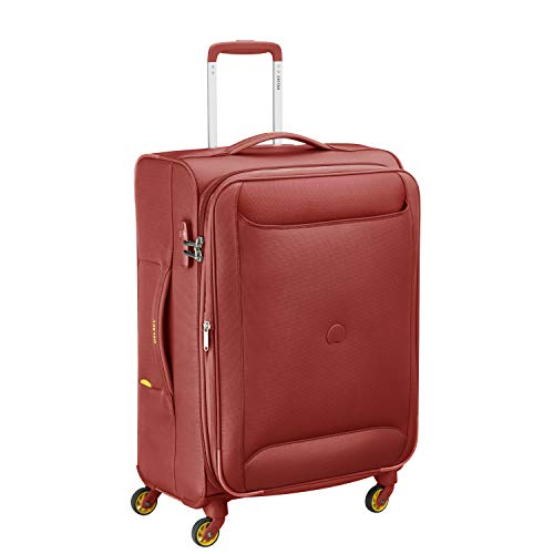 Delsey Paris CHATREUSE Bagaglio a mano, 68 cm, 80 liters, Rosso (Rot)