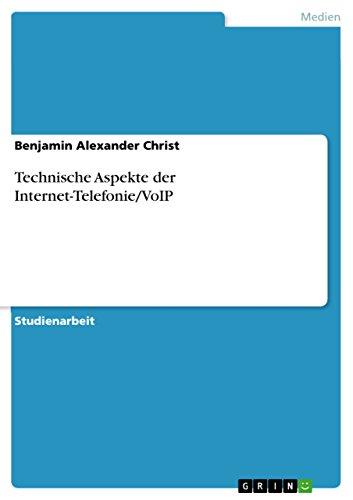 Technische Aspekte der Internet-Telefonie/VoIP