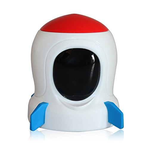 Eagle Rocket Cartoon Electric Pencil Sharpener EG-5011