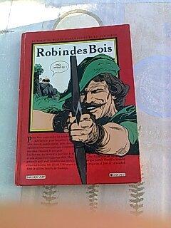 Robin des bois, en BD