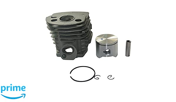 JRL Motore Motore Kit Cilindro pistone Kit W Anelli 45/mm per Husqvarna 51/Chiansaw