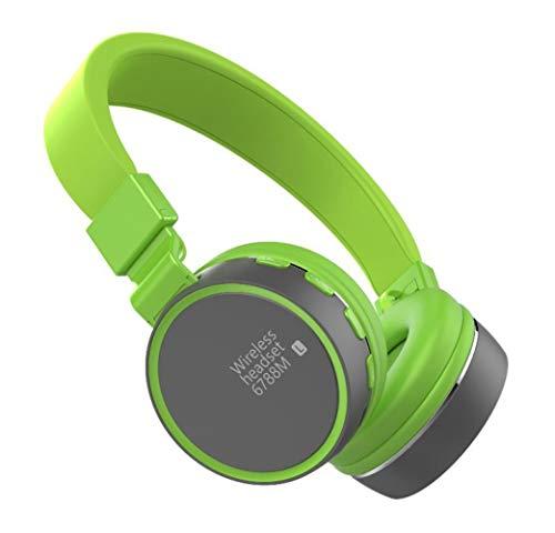 Bluetooth-Kopfhörer mit Geräuschunterdrückung, kabelloser Over-Kopfhörer mit klarem Klang, leistungsstarker Bass, Travel Work TV PC-Handy, A - At&t Für Unter Handys Der $50