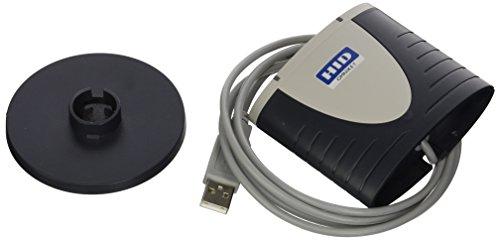HID OMNIKEY 3121 Innenraum USB 2.0 Grau Smart-Card-Lesegerät, R31210320-01 (Smart Chip-lesegerät)