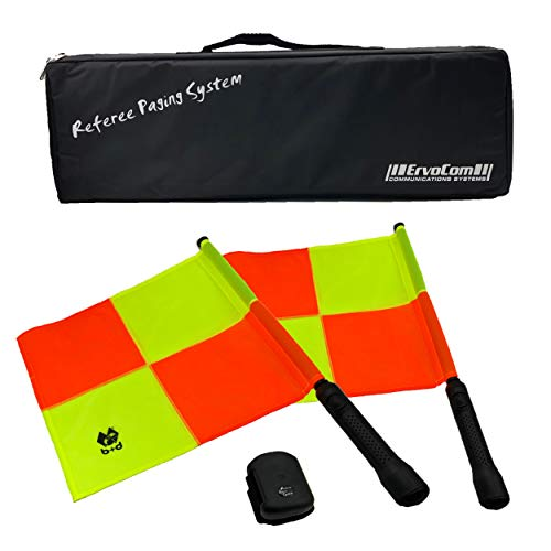 ErvoCom Referee Paging System 2016 jetzt NEU RPS 2156-2 - Funkfahnensystem