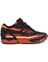 Adidas - ZX Flux SL Loop Racer J - S85618 - El Color Rojo - ES-Rozmiar: 40.0