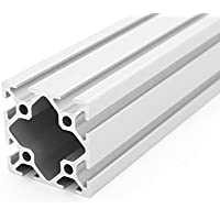 Perfil de aluminio 40x 40I de tipo Nut 5–Standard longitudes (24,50Eur/M)