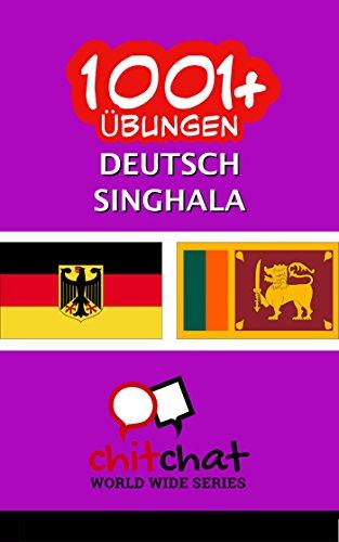 1001+ Übungen Deutsch - Singhala
