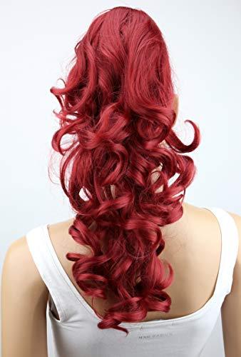PRETTYSHOP Clip extensiones postizos cabello pelo