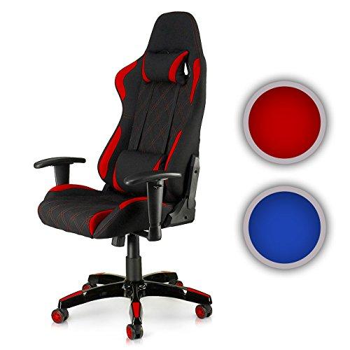 MY SIT Profi Bürostuhl ergonomisch mit Armlehnen & hoher Rückenlehne bis 120kg Chefsessel...