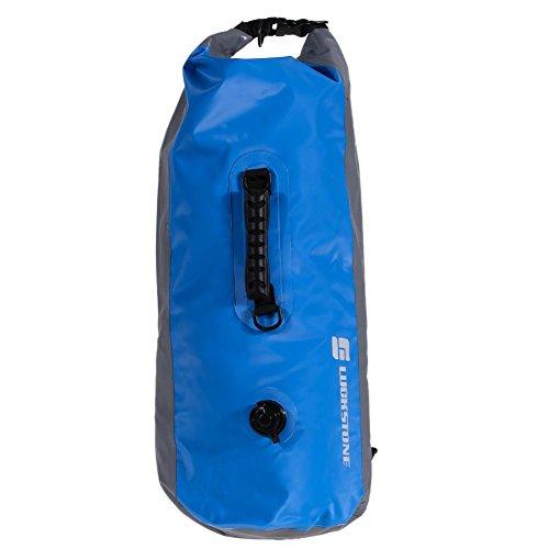 broadroot 35L Outdoor Groß Wasserdichte Tasche Floating Dry Bag Drift Klettern Wandern Wasser Rucksack (Drift Bag)