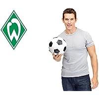 Wandtattoo, Aufkleber - Werder Bremen Logo - 40x60 cm - Art. Nr. brem10002 - Wall-Art