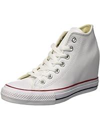 Converse 549560c, Zapatillas Altas para Mujer