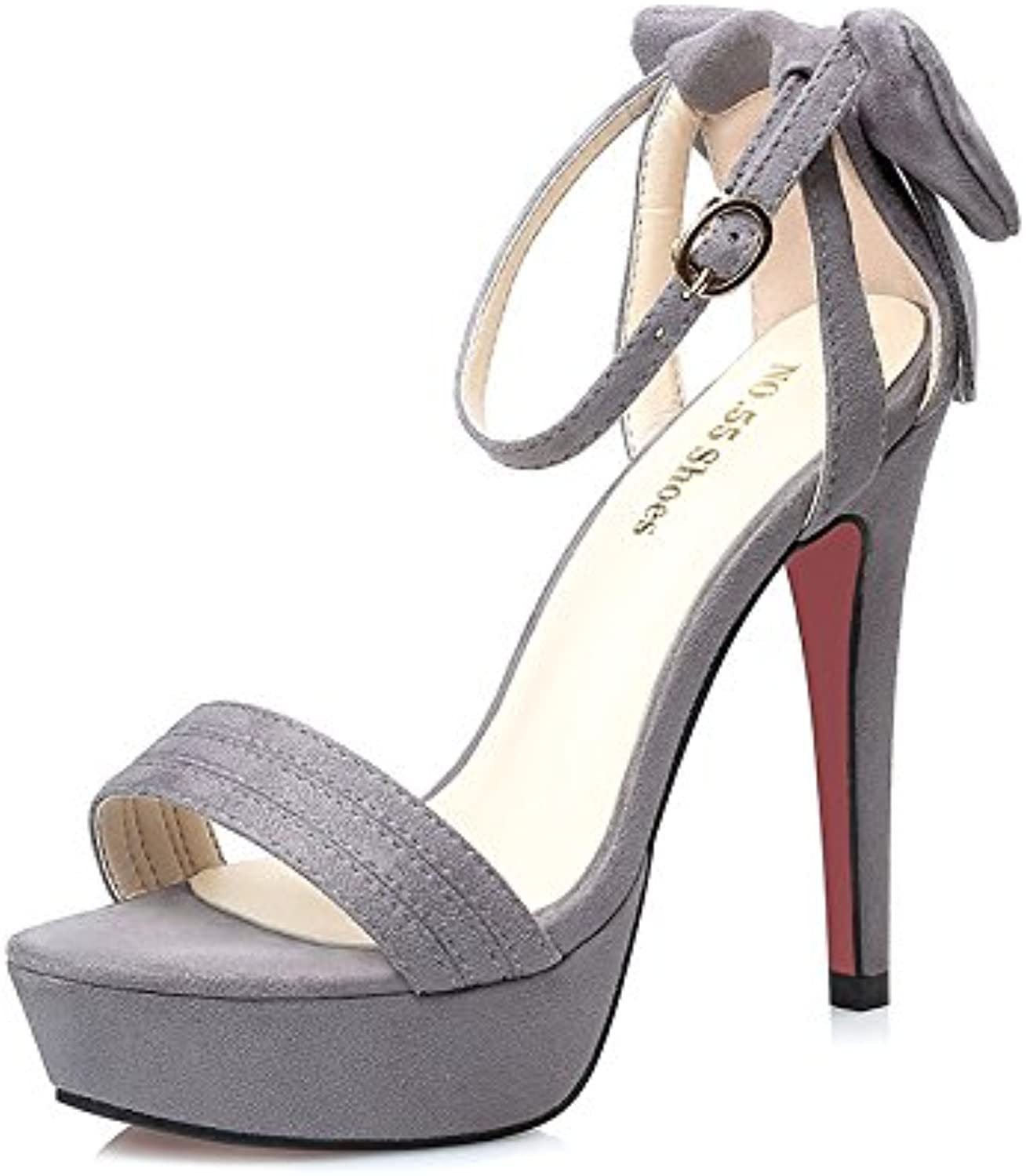 Chaussure Chaussure Chaussure shaoge sweet nœud papillon