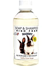 CERO Rabbit High Foam Shampoo with No Perfume and Colour (200 ml)