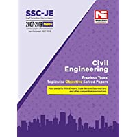 SSC : Civil Engineering Objective Solved Papers by MADE EASY