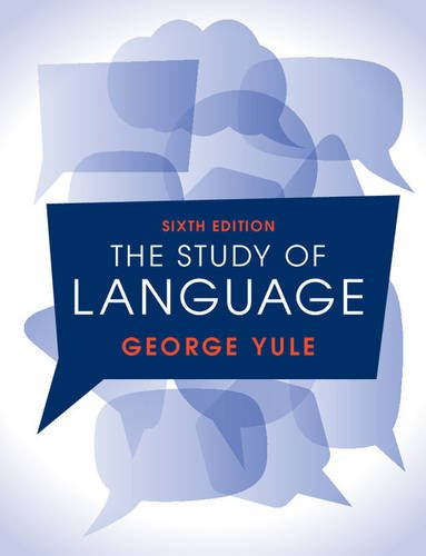 the study of language pdf free download