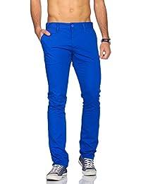 Rerock Young & Rich Herren Hose Chino Hose Hosen Stoffhosen in verschiedenen Farben