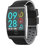 Fitness Tracker Smart Sports Pulsera Frecuencia CardíAca PresióN Arterial Medidor De OxíGeno Paso Reloj Inteligente.