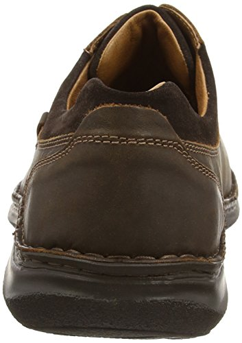 Josef Seibel Anvers 36 Herren Sneakers Braun (330 moro)
