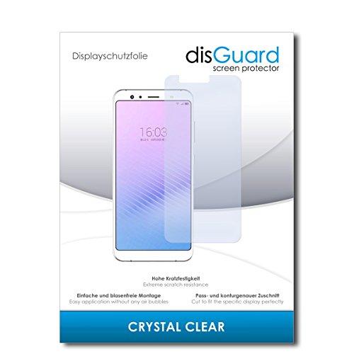 disGuard® Bildschirmschutzfolie [Crystal Clear] kompatibel mit Hisense Infinity H11 Pro [2 Stück] Kristallklar, Transparent, Unsichtbar, Extrem Kratzfest, Anti-Fingerabdruck - Schutzfolie