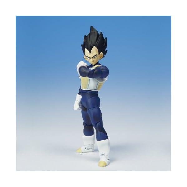 Dragon Ball Z Hybrid Action Vegeta Figure (japan import) 1