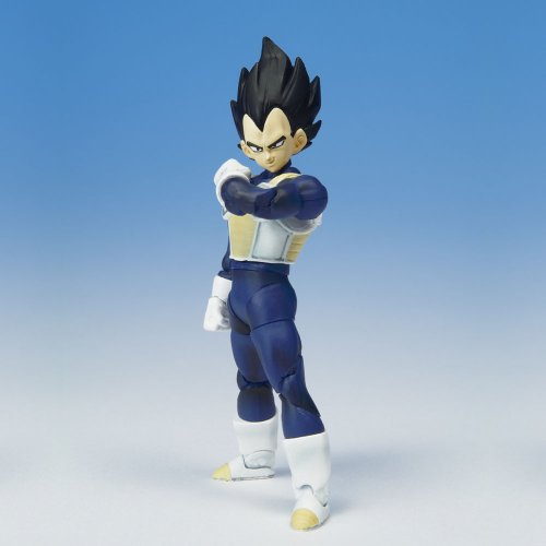 Dragon Ball Deluxe Hybrid Figurine Vegeta