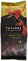 Taylors of Harrogate Hot Lava Java Extreme Roast Ground Coffee 227g (Pack of 3)