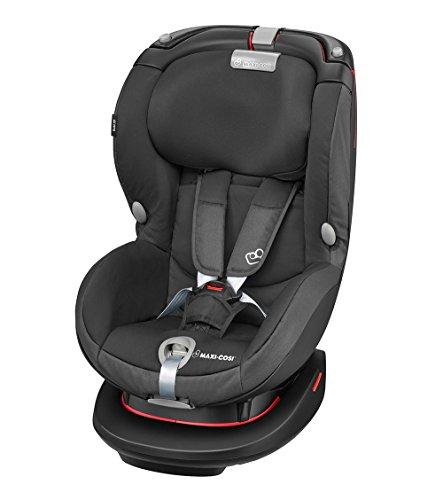 Preisvergleich Produktbild Maxi-Cosi Rubi XP Autokindersitz mit optimalem Seitenaufprallschutz und höhenverstellbarer Kopfstütze, Gruppe 1 (ab 9 Monate bis ca. 4 Jahre, 9-18 kg), schwarz