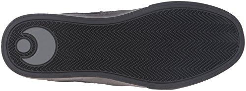 Osiris Mens Rebound VLC Skateboarding Shoe Noir