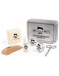 Mo Bro's XL Pièce 8 Barbe & Moustache Kit Pansement