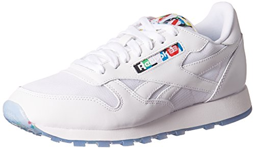 Reebok Cl Leather Bf Olympic Pack Hommes Baskets Blanc