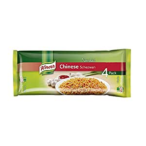 Knorr Chinese Schezwan Noodles, 272g (Pack of 4)