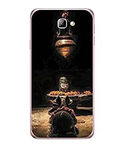 Fuson Designer Back Case Cover for Samsung On7 (2016) New Edition For 2017 :: Samsung Galaxy On 5 (2017) (Hindu Religious Spiritual Indian Dharmic God Bhagwan Temple)