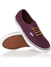 Zapatos morados Vans para hombre