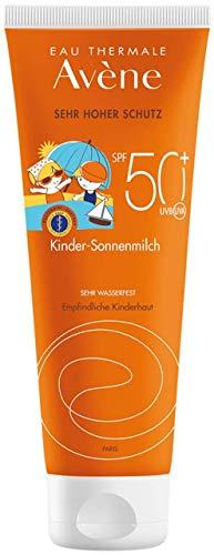 AVENE SunSitive Kinder Sonnenmilch SPF 50+ 250 ml Milch