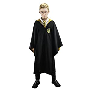 Harry Potter - Robe - Official - Cinereplicas (Kids 8y to 10y (XS), Hufflepuff)