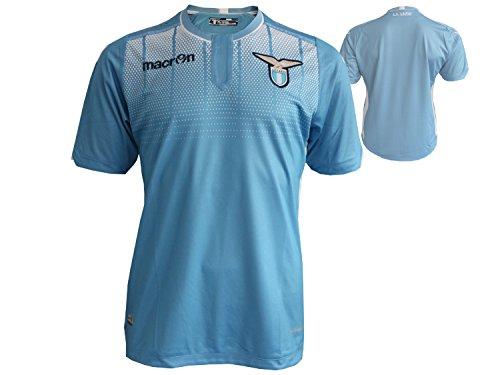 2015-2016 Lazio Authentic Home Match Shirt