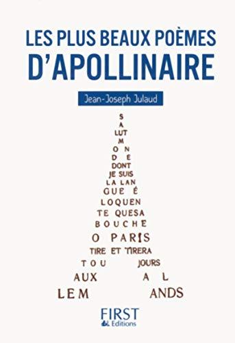 Petit livre de - Les plus beaux poèmes d'Apollinaire