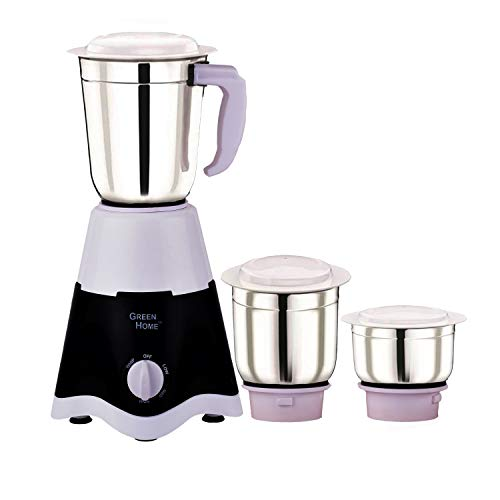 Green Home Octopus MOB-03 450 Watt Mixer Grinder with 3 Jar
