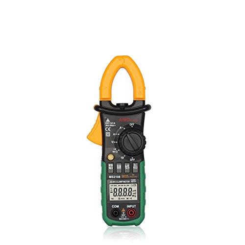 aimometer MS2108Digital DC Current Clamp Meter Multimeter Dc Current Clamp Meter