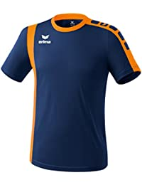 Erima mujeres Zenari camisa 2,0 naranja / negro, Opciones Tamaño: 34 Mujeres