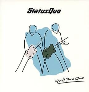 Quid Pro Quo (Limited Vinyl Edition) [Vinyl LP]