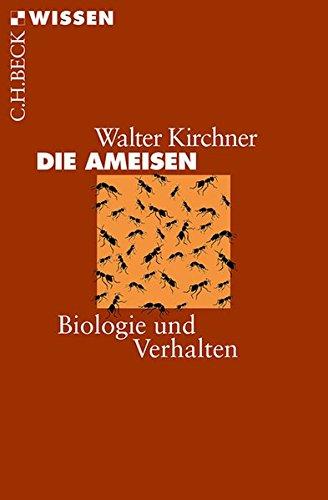 Die Ameisen: Biologie und Verhalten