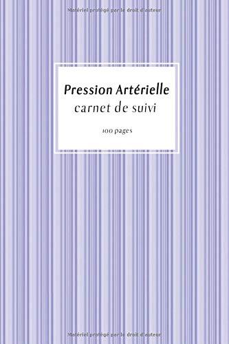 Pression Artérielle Carnet de suivi - Regime-kit